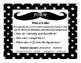 IB Key Concepts-mustache with polka dot theme
