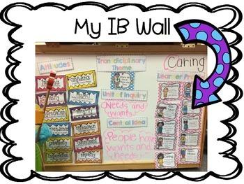IB Learner Attitudes