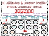 IB Writing and Conversation Prompts BUNDLE