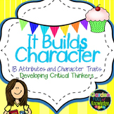 IB Learner Profile Attribute Posters & Character Traits -