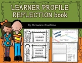 International Baccalaureate IB Learner Profile Attributes Reflection Book