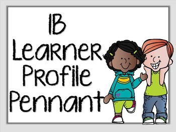 IB Learner Profile Banner