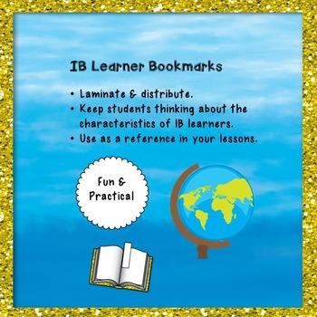 Bookmarks: IB Learner Profile