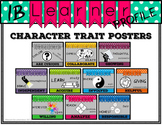 MYP and PYP IB Learner Profile Character Traits Posters