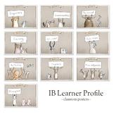 IB Learner Profile Classroom Posters