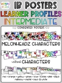 IB Learner Profile Classroom Signs/Posters