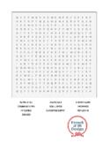 IB Learner Profile French Word Search - Profil de l'appren