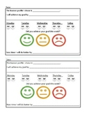 IB Learner Profile Goal Tracker