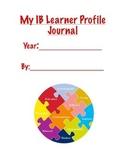 IB Learner Profile Journal