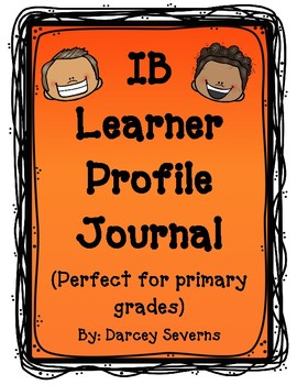IB Learner Profile Journal