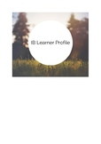IB Learner Profile MYP DP