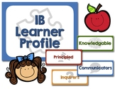 IB Learner Profile PYP MYP DP