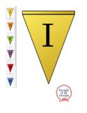 IB Learner Profile Pennants FR - Bannières du profil de l'