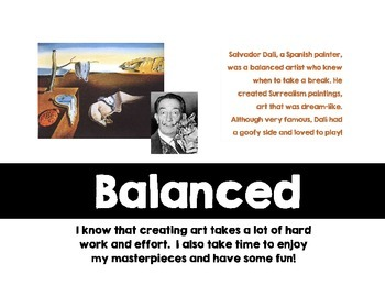 Art IB Learner Profile Poster Pack