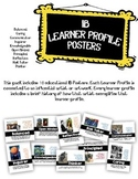 Art IB Learner Profile Poster Pack