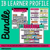 IB Learner Profile Poster, Puzzle, and Sticker Bundle