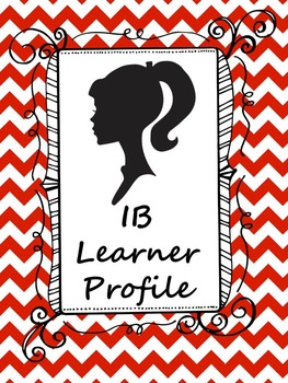 IB Learner Profile Poster with description