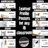 IB Learner Profile Posters for PYP