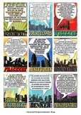 IB Learner Profile SUPER Poster Cards in German for A4 Paper