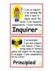 IB Learner Profile Signs with Child-Friendly Language