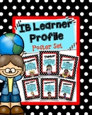 IB Learner Profile Trait Poster Set
