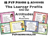IB Learner Profile and Attitudes Classroom Display and Activities