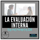 IB Lengua B - la evaluación interna - la entrevista
