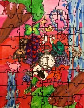 IB MYP Visual Arts Unit: Communicating a Visual Narrative featuring Dali