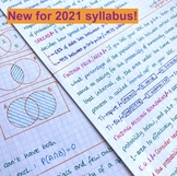 IB Math Analysis & Approaches HL - Complete Notes