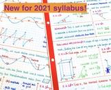 IB Math Analysis & Approaches HL Notes  - Unit 3 Trigonometry