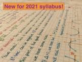 IB Math Applications & Interpretations SL Notes - Unit 2 F