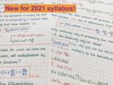 IB Math Applications & Interpretations SL Notes - Unit 5 Calculus