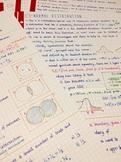 IB Math HL - Whole Course (Topics 1-6) - Notes