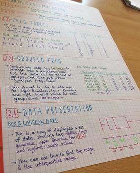 Ib Math Studies Worksheets & Teaching Resources | TpT