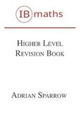 IB Maths HL Revision Book