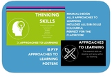 IB PYP Approaches to Learning Posters