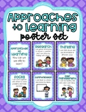 IB PYP Approaches to Learning (Skills) Poster Set