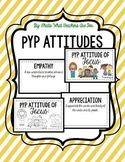 IB PYP Attitudes