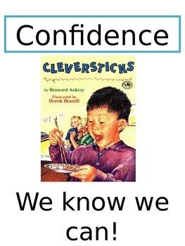 IB PYP Attitudes using Children's Literature