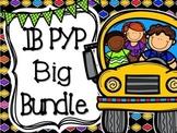 IB PYP Big Bundle - MULTICOLOUR POLKA DOT