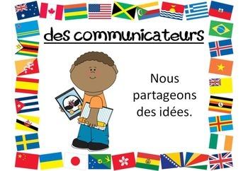 IB PYP Bumper Poster Kit IN FRENCH (en francais)