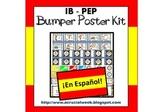 IB PYP Bumper Poster Kit IN SPANISH (en español)