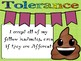 IB-PYP Emoji Attitude Posters for the Music Room
