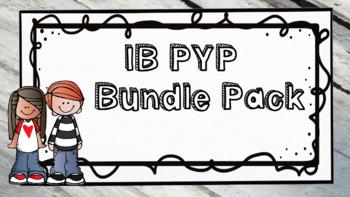 IB PYP Essential Elements {BUNDLE}