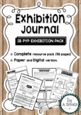 IB PYP Exhibition - A Complete Resource (98 pages - digita