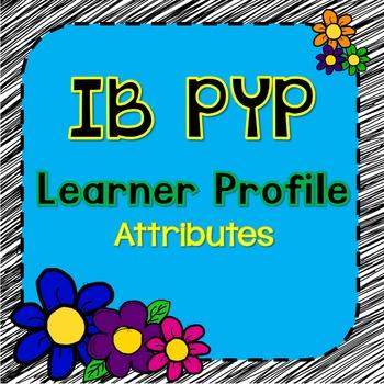 IB PYP Learner Profile