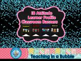 IB PYP Classroom Banners