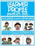 IB PYP Learner Profile (Attribute) Posters