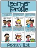 IB PYP Learner Profile (Attributes) Poster Set