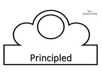 IB  PYP  Learner Profile Crowns